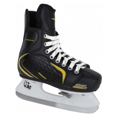 Crowned SHOOTER black - Boys' ice skates