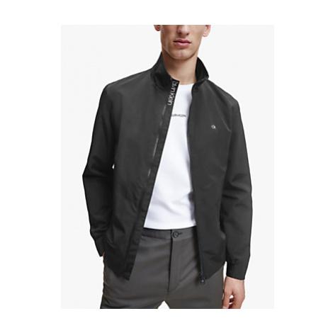 Calvin Klein Casual Recycled Nylon Jacket, CK Black