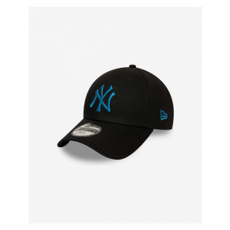 New Era New York Yankees MLB League Essential 9Forty Kids Cap Black