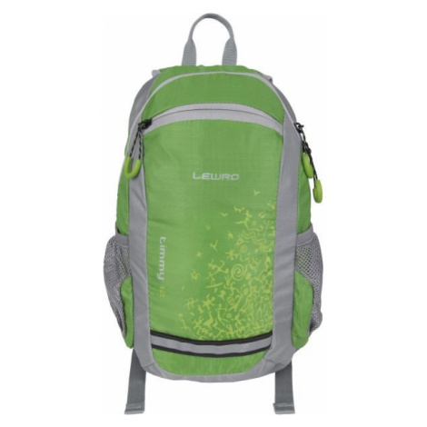 Lewro TIMMY 12 green - Children's backpack
