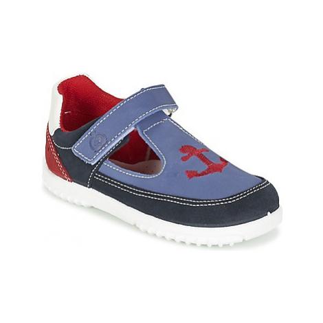 Citrouille et Compagnie GANDAL boys's Children's Sandals in Blue