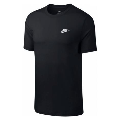 Nike NSW CLUB TEE black - Men's T-shirt