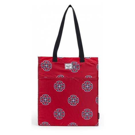 bag Herschel Packable Tote - Red