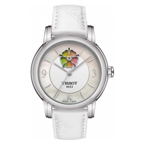 Tissot Watch T-Classic Powermatic 80 Heart Flower Ladies