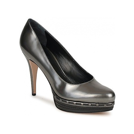 Sebastian TREDACCIAIO women's Court Shoes in Grey
