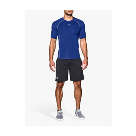 Under Armour HeatGear Armour Compression Top, Royal Blue
