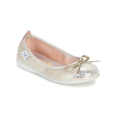 Citrouille et Compagnie GRAGON girls's Children's Shoes (Pumps / Ballerinas) in Beige