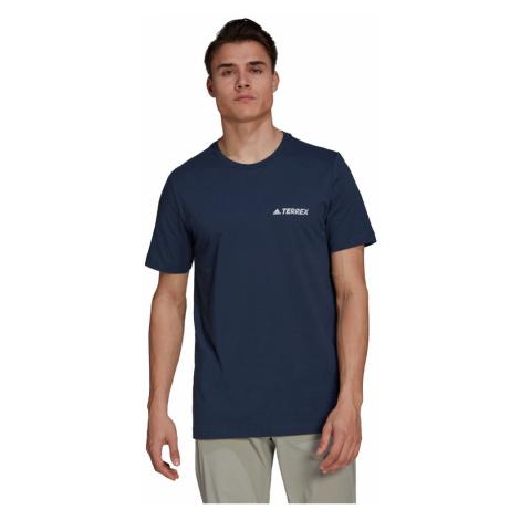 Adidas Terrex Rock Logo T-Shirt - SS21