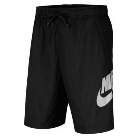 Nike NSW CE SHORT WVN HYBRID M black - Men's shorts