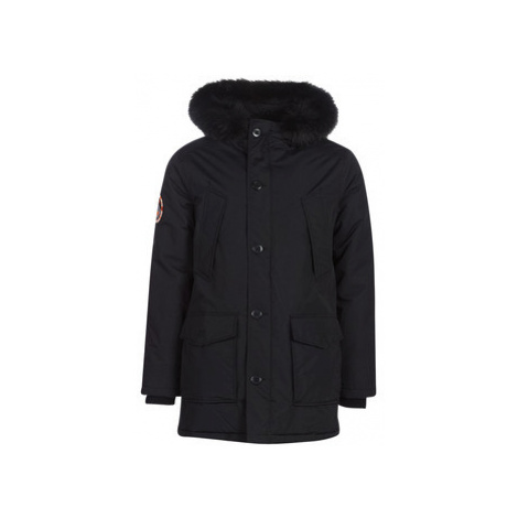 Superdry EVEREST PARKA men's Parka in Black