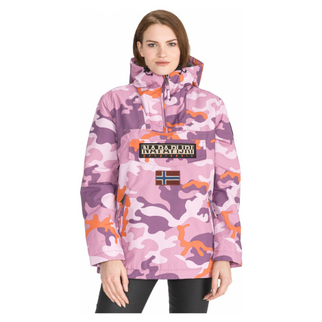Napapijri Rainforest Winter Jacket Pink Violet