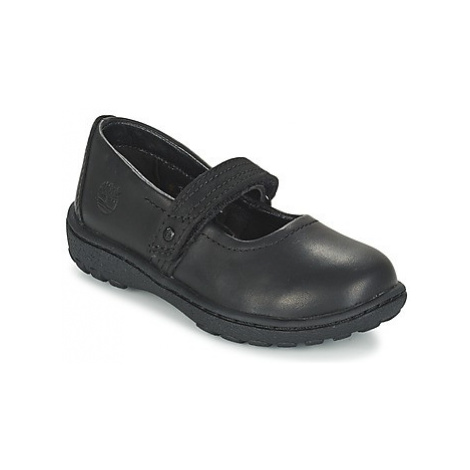 Timberland OSLOEXPRESS ORCHARDP girls's Children's Shoes (Pumps / Ballerinas) in Black