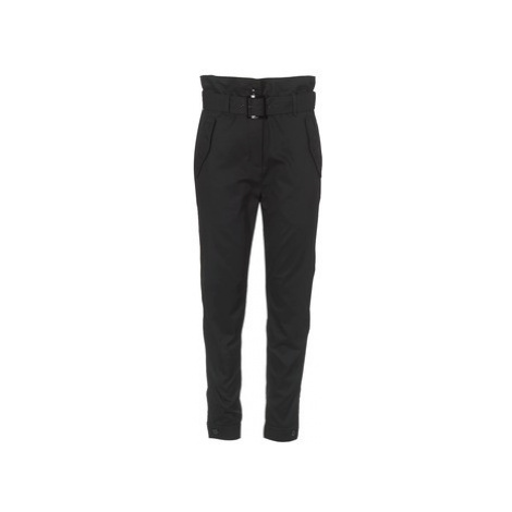 G-Star Raw ROVIC HIGH PAPERBAG PANT women's Trousers in Black
