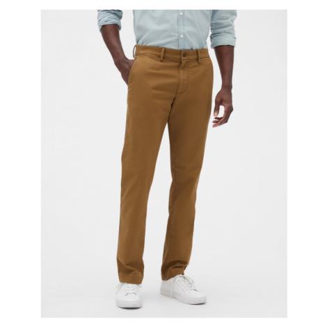 GAP Trousers Brown