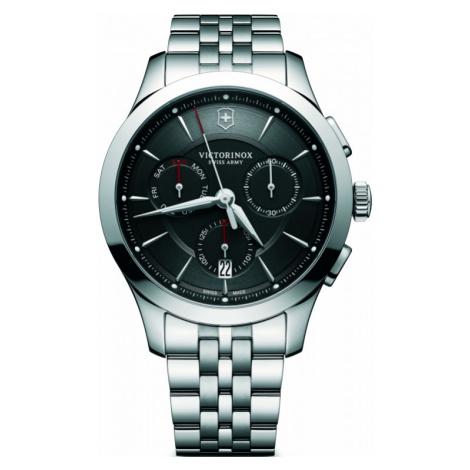 Mens Victorinox Swiss Army Alliance Chronograph Watch 241745