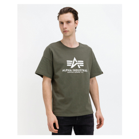 Alpha Industries Basic T-shirt Green