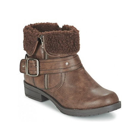 Refresh CHRISTINO women's Mid Boots in Brown