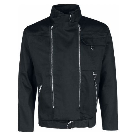 Banned - Zip Jacket - Jacket - black