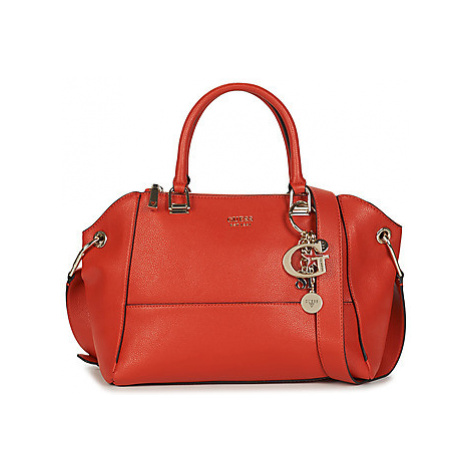 Guess LILA STATUS women's Handbags in Red