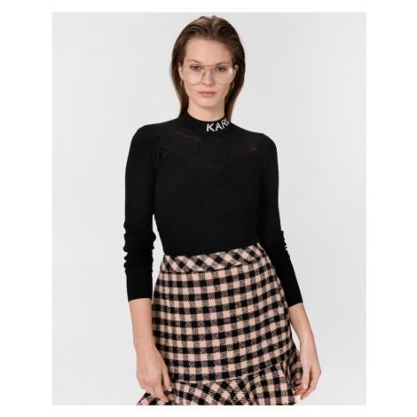 Karl Lagerfeld Sweater Black