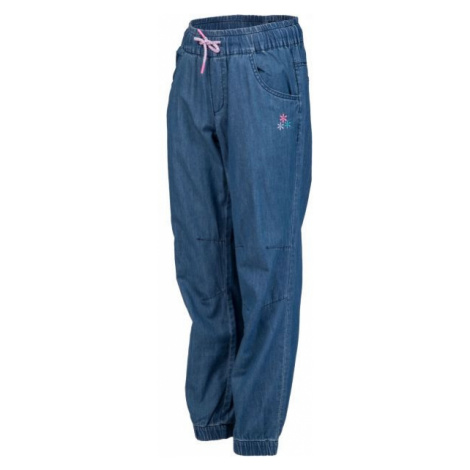 Lewro SHINA blue - Girls' pants