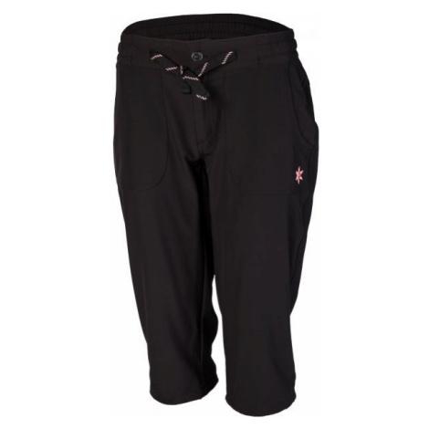 Willard KORTASA black - Women's outdoor 3/4 length pants