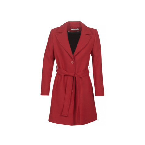 Naf Naf ARED M1 women's Coat in Red