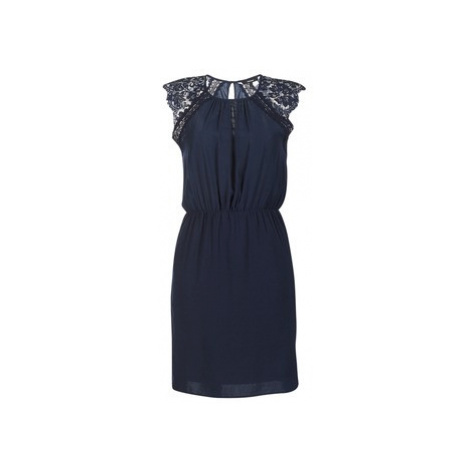 Vero Moda VMNADENKA women's Dress in Blue
