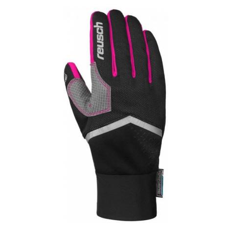 Reusch ARIEN STORMBLOXX pink - Cross-country skiing gloves