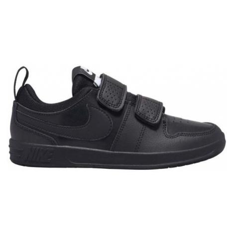 Nike PICO 5 (PSV) black - Kids' leisure footwear