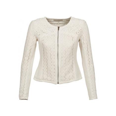 Ikks AMITE women's Jacket in White