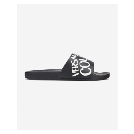 Versace Jeans Couture Slippers Black