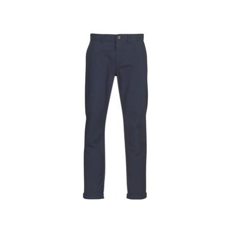 Ben Sherman SLIM STRETCH CHINO men's Trousers in Blue