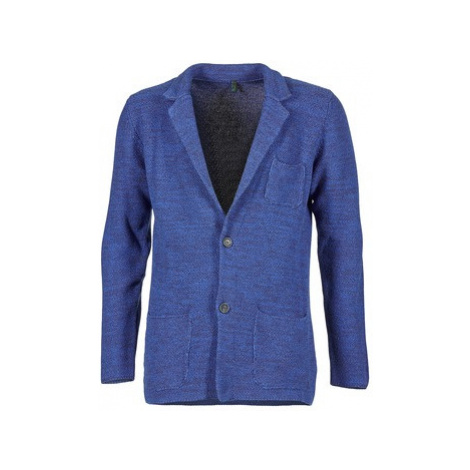 Benetton BLIZINE men's Jacket in Blue United Colors of Benetton