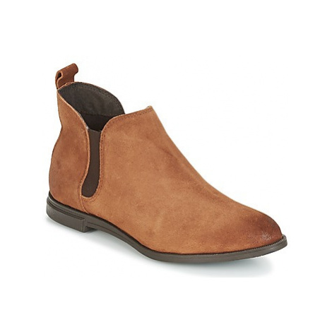 Vero Moda TIME women's Mid Boots in Brown