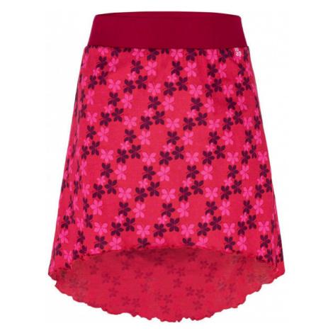 Loap BAJILA red - Girl's skirt
