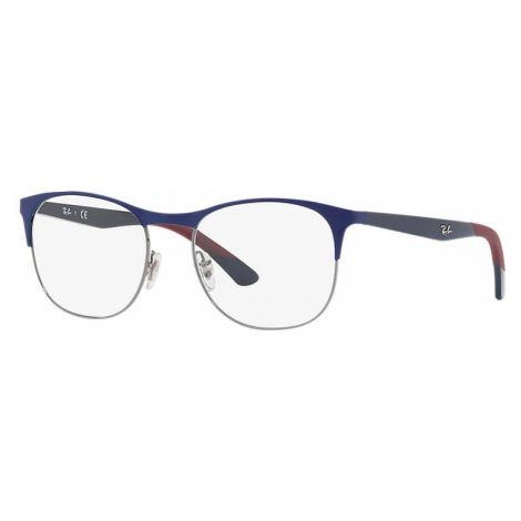 Ray-Ban Rb6412 Man Optical Lenses: Multicolor, Frame: Blue - RB6412 2967 50-18