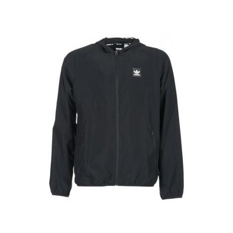 Adidas BB WIND JACKET men's in Black