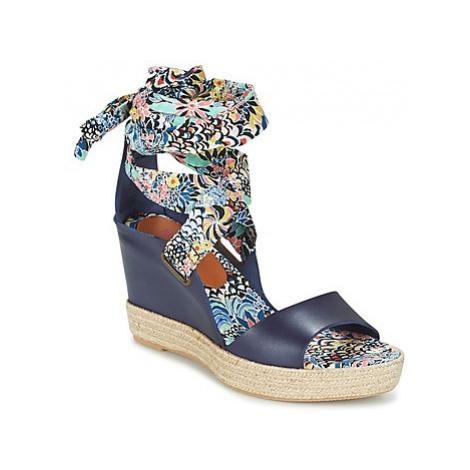 Pare Gabia GALIA women's Sandals in Blue