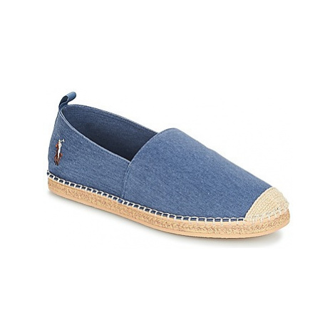 Polo Ralph Lauren BARRON men's Espadrilles / Casual Shoes in Blue
