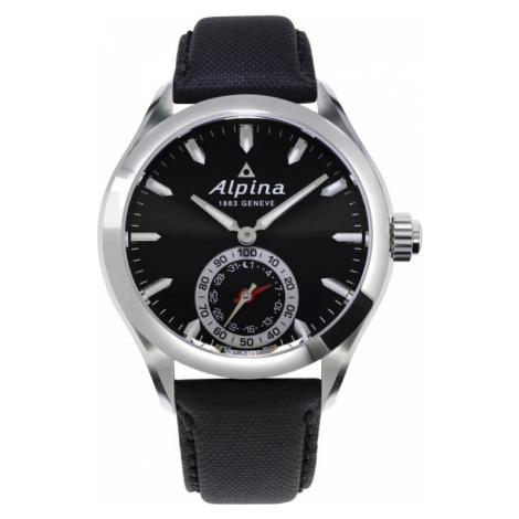 Mens Alpina Horological Smartwatch Bluetooth Hybrid Watch AL-285BS5AQ6