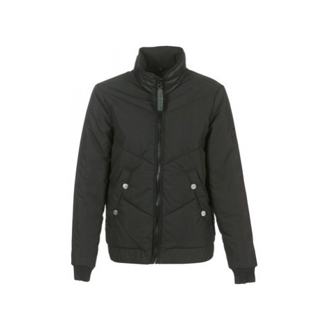 G-Star Raw STRETT CHEVRON JKT women's Jacket in Black