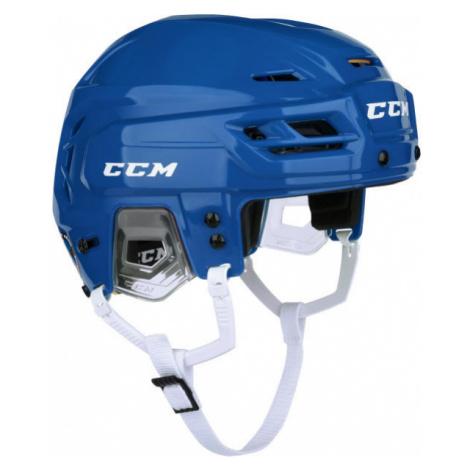 CCM TACKS 310 SR blue - Hockey helmet