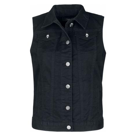 Rock Rebel by EMP Vest black