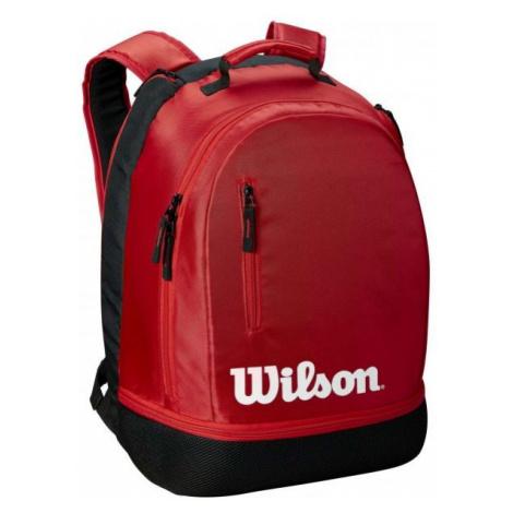 Wilson TEAM BACKPACK black - Tennis backpack
