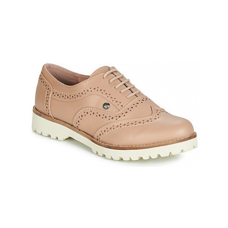 Les Petites Bombes GISELE women's Casual Shoes in Beige