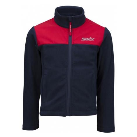 Swix ROOKIE dark blue - Kids' jacket