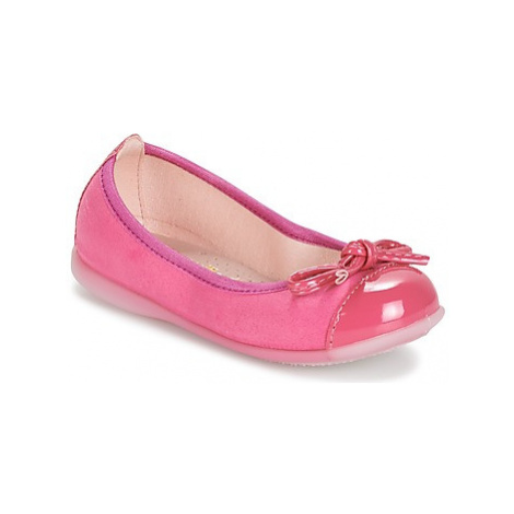 Citrouille et Compagnie MIXOUBET girls's Children's Shoes (Pumps / Ballerinas) in Pink