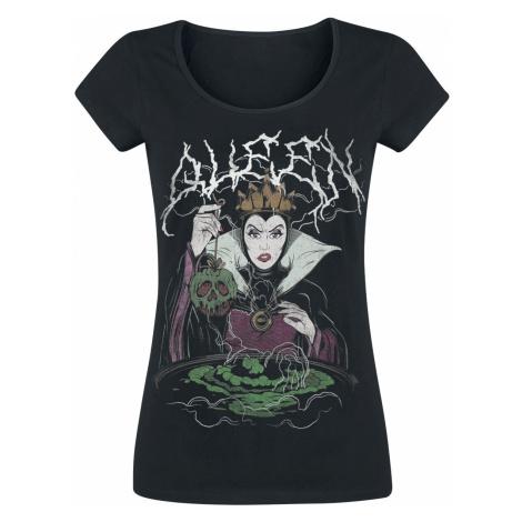Disney Villains Queen T-Shirt black