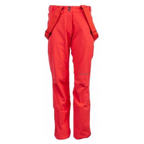 ALPINE PRO YMA orange - Women's pants